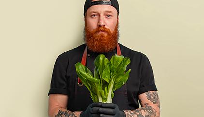 Vítáme všechny všežravce i vegany na naší stránce nového Vegan boxu!