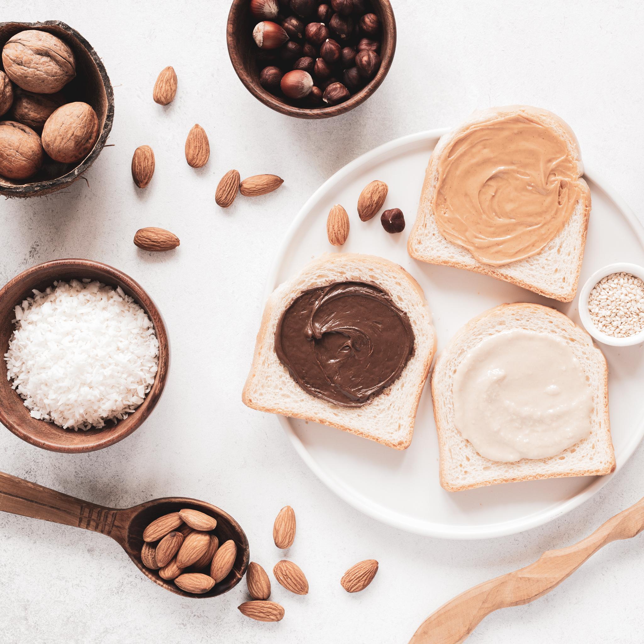 Pět a více receptů, jak využít ořechová másla na maximum ft. Smyslné Dobroty